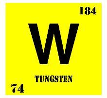 Tungsten by kwg2200