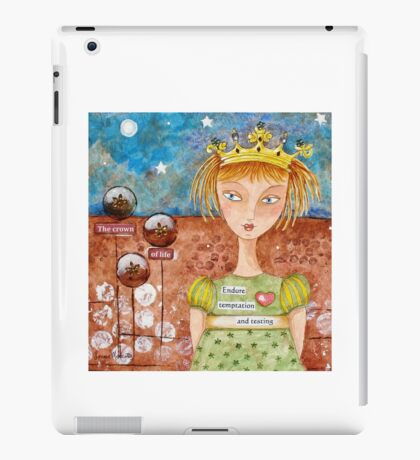The Crown of Life iPad Case/Skin