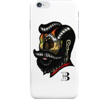 wilderness gentleman iPhone Case/Skin