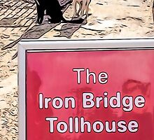 IRONBRIDGE ENGLAND (A) by TONYARTIST
