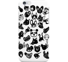 Blahnimals iPhone Case/Skin