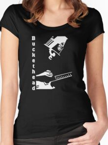 Buckethead Women's Fitted Scoop T-Shirt