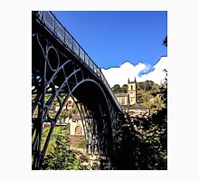 IRONBRIDGE ENGLAND (E) Unisex T-Shirt