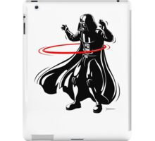 Darth Vader loves to Hula Hoop iPad Case/Skin