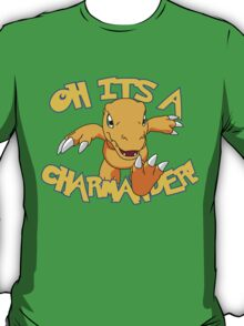 OH IT'S A CHARMENDER T-Shirt
