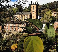 IRONBRIDGE ENGLAND (F) by TONYARTIST
