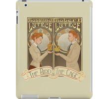 Lutece Twins Nouveau iPad Case/Skin