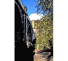 IRONBRIDGE ENGLAND (G) Photographic Print