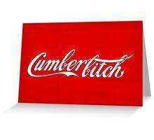 Cumberbitch Greeting Card
