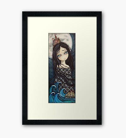 Annabel Lee Framed Print