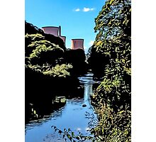 IRONBRIDGE ENGLAND (H) Photographic Print