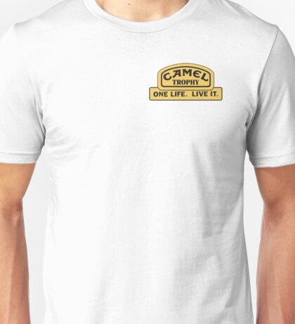 Land Rover - Camel Trophy Challenge Unisex T-Shirt