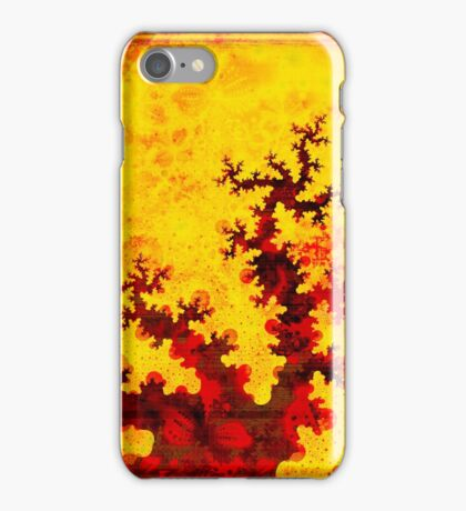 Oriental moon  - iPhone case iPhone Case/Skin