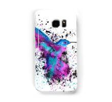 Splash of a Hummingbird Samsung Galaxy Case/Skin