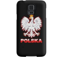 Polska - Polish Coat of Arms - White Eagle Samsung Galaxy Case/Skin