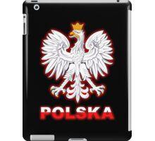 Polska - Polish Coat of Arms - White Eagle iPad Case/Skin