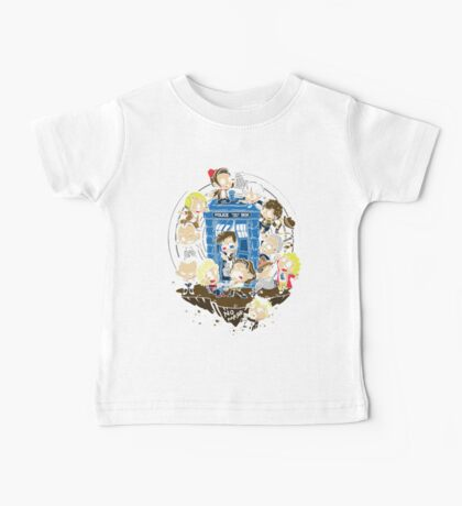 Let's Play Doctor Baby Tee
