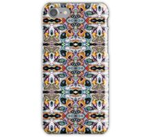 Abstract Pattern of Colorful Shapes iPhone Case/Skin