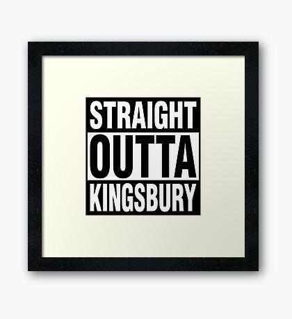Ian Kingsbury Framed Print