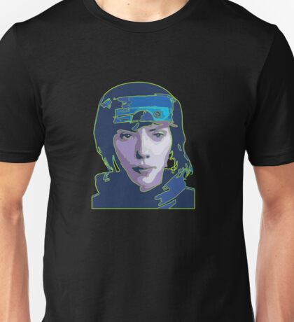 Ghost In The Shell - The Major Unisex T-Shirt