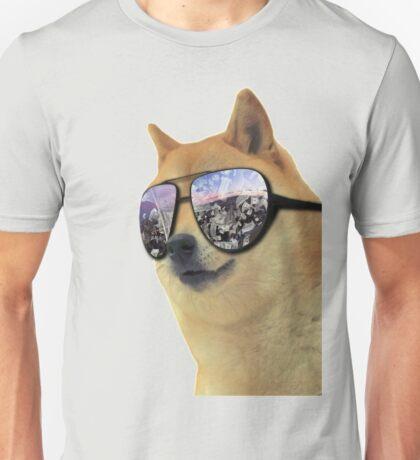 Big Money Doge Unisex T-Shirt