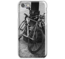 Bicycle Parking iPhone Case/Skin