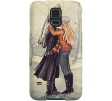 Observing Tradition (pirate style) Samsung Galaxy Case/Skin