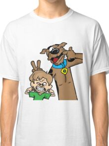 Scooby and Shaggy Classic T-Shirt