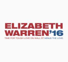 Elizabeth Warren For President by Justin Russell