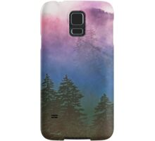 MISTY MOUNTAINS Samsung Galaxy Case/Skin
