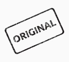 Original Stamp T-Shirt