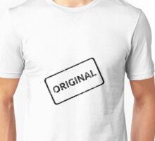 Original Stamp Unisex T-Shirt