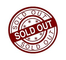 Sold Out by TheBestStore