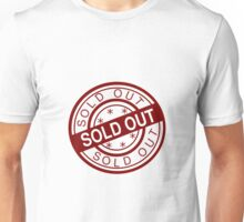 Sold Out Unisex T-Shirt
