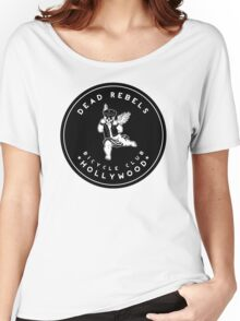 Dead Rebels Bicycle Club Women's Relaxed Fit T-Shirt