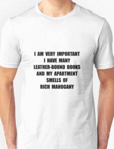 VIP Mahogany T-Shirt
