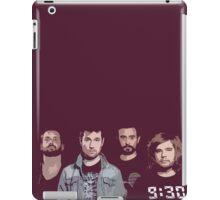 Bastille (band) - Digital Painting iPad Case/Skin