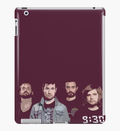 Bastille (band) - Digital Painting iPad Case/Skin