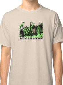 Le Corbusier Cabanon Vintage Architecture T shirt Classic T-Shirt