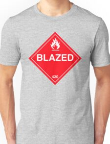 Blazed Unisex T-Shirt