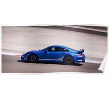 The Porsche GT3 in its Natural Habitat - THE TRACK Poster