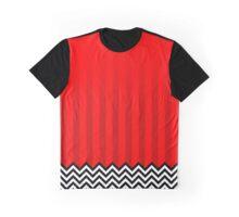 BLACK LODGE MINIMAL Graphic T-Shirt