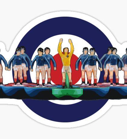 Glasgow Rangers FC Mod Target Sticker