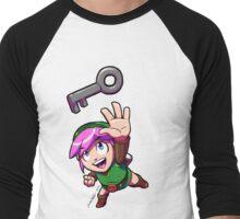 Link finds a Key Men's Baseball ¾ T-Shirt
