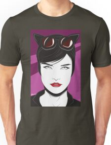 Cat Woman - Nagel Style T-Shirt