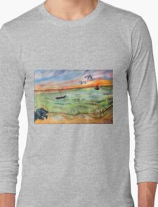 The Isle of Bobbert Long Sleeve T-Shirt