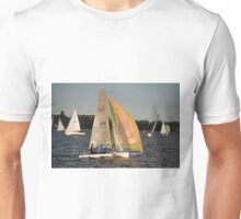 Mid-week Regatta, Stralsund, Baltic Sea, Germany. Unisex T-Shirt