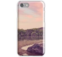 Grays Point Port Hacking River iPhone Case/Skin