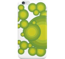 The Green 70's year styling  iPhone Case/Skin