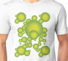 The Green 70's year styling  Unisex T-Shirt